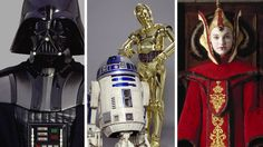 Star Wars-Ausstellung gastiert im Museum of Fine Arts in #stpetersburg