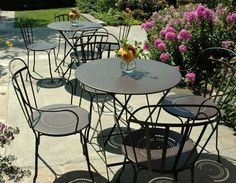 Fermob Louvre Chairs   Bistro Sets