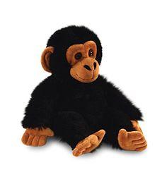Stofftier-Schimpanse-20cm