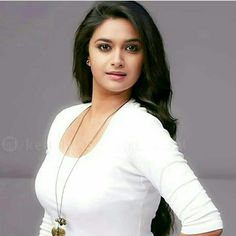 Keerthi Suresh seductive tollywood tempting insane beauty face unseen latest hot sexy images of her body show and navel pics with big cleava. Beautiful Girl Indian, Most Beautiful Indian Actress, Beautiful Actresses, Bollywood Makeup, Bollywood Actress, Indian Bollywood, Beauty Full Girl, Beauty Women, Indian Beauty Saree