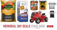 memorial day sales lowes 2014
