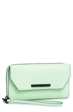 Fabulous tech wristlet by Rebecca Minkoff. Color is perfect!