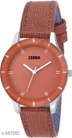 Watches Stylish Women's Watch  Material: Synthetic Leather Size: Free Size Description: It Has 1 Piece Of Watch Country of Origin: India Sizes Available: Free Size *Proof of Safe Delivery! Click to know on Safety Standards of Delivery Partners- https://ltl.sh/y_nZrAV3  Catalog Rating: ★4 (4322)  Catalog Name: Free Gift Clalssy Ladies Watches Combo Vol 1 CatalogID_77323 C72-SC1087 Code: 281-681583-
