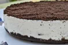 Cœur de pain d'épices: Oreo cheesecake (senza cottura)