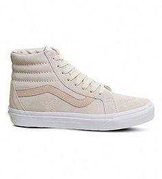 d86890f01c VANS Sk8 Hi suede high-top sneakers.  vans  shoes    topmakeupaccessories