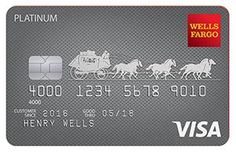 Wells Fargo Platinum Card is a no interest rate credit card. You will not need to pay APR for 18 months with it. balance transfer fee opportunity for 120 Days. Compare Credit Cards, Rewards Credit Cards, Best Credit Cards, Credit Score, Credit Card Images, Best Credit Card Offers, Credit Card Reviews, Lake Michigan, Credit Card Design
