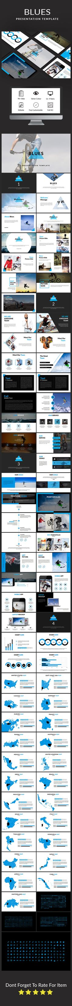 Soft Business Powerpoint Presentation Template  Powerpoint