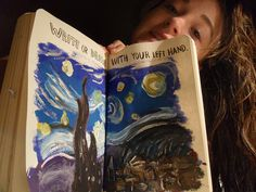 Day 195. Wreck This Journal by mlloydregan, via Flickr