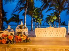 Qué te parece esta mesa de novios? #islapasionweddings #imaginatubodaenunaislaprivada
