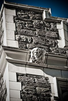 Gargoyles and Goth- City College of New York Campus