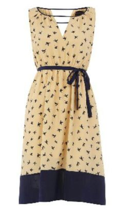 New dress winging its way to me sometime this week!