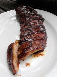 Felicity's perfect barbecue ribs