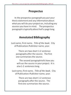 How to Write an APA Annotated Bibliography of an Article     AbeBooks