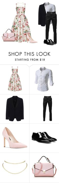 """""""wedding"""" by jazz666 on Polyvore featuring Dolce&Gabbana, Alexander McQueen, Nine West, HUGO and Lisa Freede"""