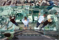 THE LEDGE | SKYDECK CHICAGO