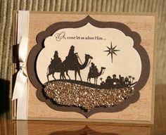 2012 CASEd Christmas card by krystals cards -Krystal De Leeuw (krystalscards)
