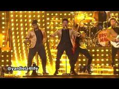 Bruno Mars- Grammys 2012; class: bringing it back.
