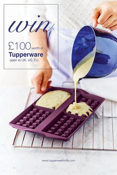 Enter to win your choice of Tupperware from the newest UK collection! - Tupperware For Life