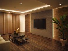 House Ceiling Design, Ceiling Design Living Room, Bedroom False Ceiling Design, Decor Home Living Room, Home Room Design, Home Interior Design, House Design, Living Room Partition Design, Room Partition Designs