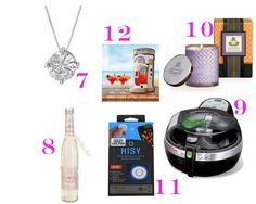 """""""Gift Guide - Perfect Gift Ideas For Mother's Day"""" - Betty Confidential - May 2, 2014. Agraria Lavender  Rosemary Woven Crystal Candle http://www.agrariahome.com/lavender-rosemary"""