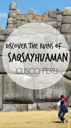 Discovering ancient fortresses and temples is so much fun. One of the best sites to do so is Saqsayhuaman (the sexy woman) in Cusco. I wrote a little bit about the background of this masterpiece of Incas.