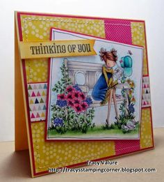 Thinking of You by Scrapgirl1210 - Cards and Paper Crafts at Splitcoaststampers