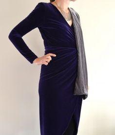 Chinelo Bally Wrap Dress