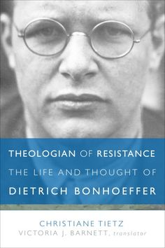 Brief, lucid, and imminently accessible, Tietz's new account brings Bonhoeffer's story and work to life in a vivid retelling, unfolding his important and widely read texts, and including new, previously unseen pictures.