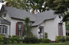 Pinnacle® Roofing Shingles featuring Scotchgard™ Protector - Pristine Dove