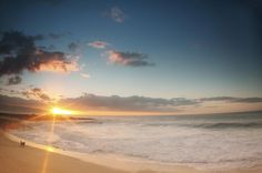 North Shore Oahu Sunset | Escape The Real World | View Hawaii Deals! Hawaii Deals, North Shore Oahu, Romantic Vacations, World View, The Real World, Celestial, Sunset, Travel, Outdoor