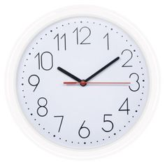 HITO 10-Inch Silent Non-ticking Wall Clock >>> See this great product. (This is an affiliate link and I receive a commission for the sales)