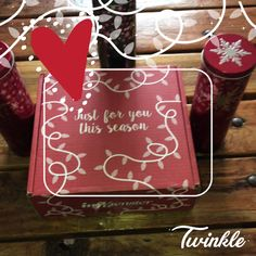 Hey loVes, So over the holidays I received the Twinkle Vox Box from Influenster. If you have not heard about Influenster well it's an amazing program & totally free! Click the Influenster badge…
