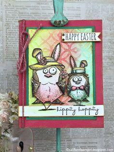 Richele Christensen: Hippity Hoppity Gone Bird Crazy!
