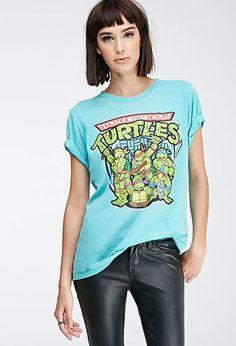 Teenage Mutant Ninja Turtles Tee   FOREVER21 - 2000097437