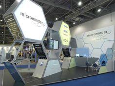 medical exhibition stands - Buscar con Google
