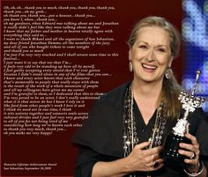 Meryl's quotes, phrases, thoughts... #46