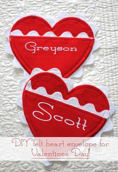 Valentines Day–Advent Hearts! These are an easy and fun Valentines Day Tradition to do with your Children and Spouse!