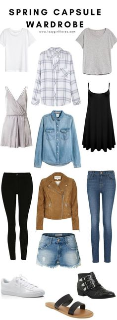 If you are overwhelmed with clothing chaos or just curious about the benefits of dressing with less and simplifying your wardrobe, then this article will help you build a capsule wardrobe for spring.… a collection of clothes and accessories that include only items considered essential Stylish Mom Outfits, Capsule Wardrobe Mom, Fashion Beauty, Fashion Looks, Family Picture Outfits, Dress With Cardigan, Budget Fashion, Fashion Outfits, Fashion Trends