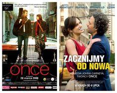 """Filmowy melanż: John Carney na melanżu o filmach """"Once"""" i """"Zacznijmy od Nowa"""" możecie przeczytać tutaj - http://filmowymelanz.blogspot.com/2014/09/john-carney-na-melanzu.html"""