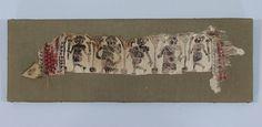 A Coptic Textile Fragment, Egypt, 4th/5th century
