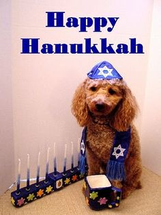 Happy Hanukkah - kitsch