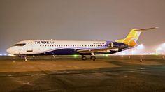 9A-BTD - Trade Air Fokker 100 (63 views)