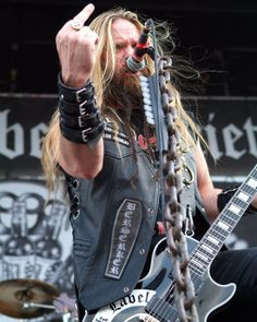Zakk Wylde: Black Label Society