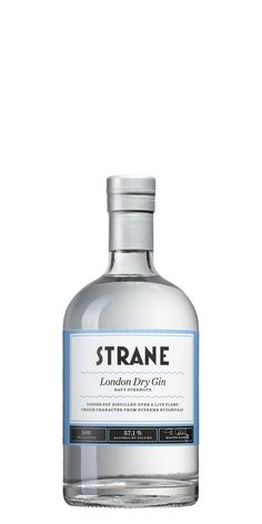 STRANE London Dry Gin