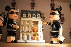 """""""Chanel in Harrods"""" Exhibition. Child's play!"""