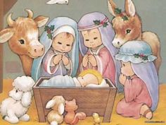 Jesus's nativity * By Ruth Morehead - Desktop Nexus Wallpapers Christmas Jesus, Meaning Of Christmas, Christmas Nativity, A Christmas Story, Christmas Art, Beautiful Christmas, Vintage Christmas, Christmas History, Christian Christmas