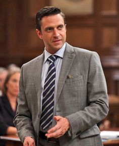raúl esparza. Law and order svu. Probably my favorite character.