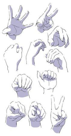 Mão movimento e sombra
