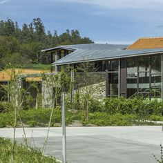 Arrokabe Arquitectos    Centro de recursos para personas con discapacidad. Rehabilitación y Ampliación en Silleda (Pontevedra, España)    2008