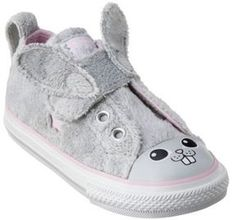 Converse Toddler One Star® Bunny Sneaker - Gray - ShopStyle Shoes 3139d92f5e085